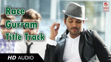 Race Gurram Song Lyrics