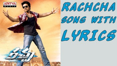 Racha Song Lyrics