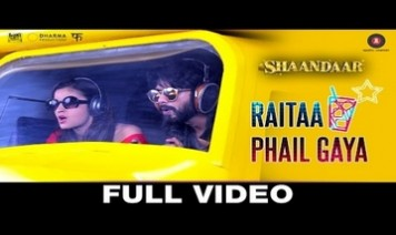 Raitaa Phail Gaya Song Lyrics