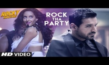 Rock The Party Song Lyrics