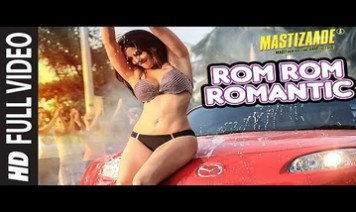 Rom Rom Romantic Song Lyrics
