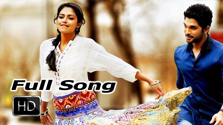 Vaana Vaana - Racha video Song download! - Telugu