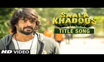 SAALA KHADOOS (Title) Song Lyrics