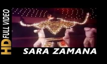 Saara Jamaana, Hasino Kaa Divaana Song Lyrics