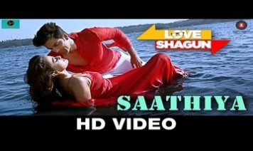 Saathiya Song Lyrics