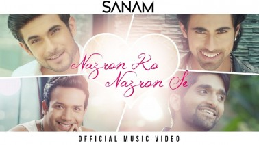 Nazron Ko Nazron Se Song Lyrics