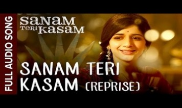 Sanam Teri Kasam (Reprise) Song Lyrics