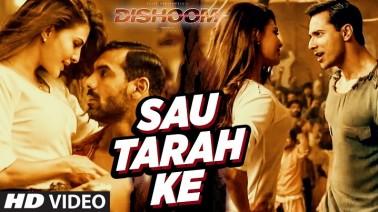 Sau Tarah Ke Song Lyrics