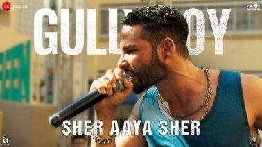Sher Aaya Sher Song Lyrics