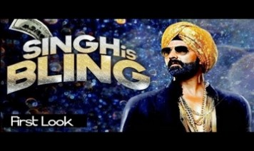 Singh is Bling Rap Song Lyrics