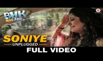 Soniye – Revisited (Unplugged) Song Lyrics