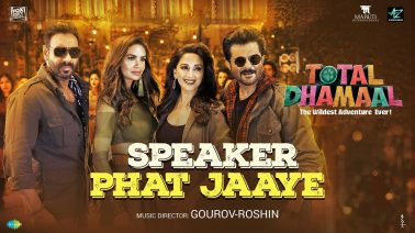 Speaker Phat Jaaye Song Lyrics