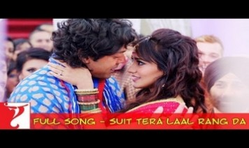 Suit tera lal rang da Song Lyrics