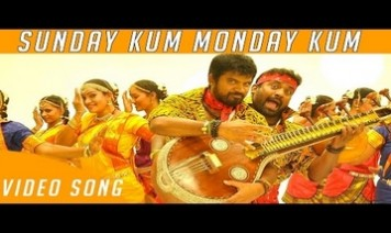 Sundaykum Mondaykum Song Lyrics