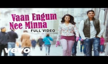 Vaan Engum Nee Minna Song Lyrics