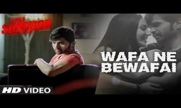 Wafa Ne Bewafai Song Lyrics
