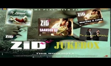 Zid Song Lyrics